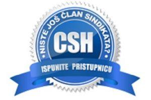 Postani član CSH